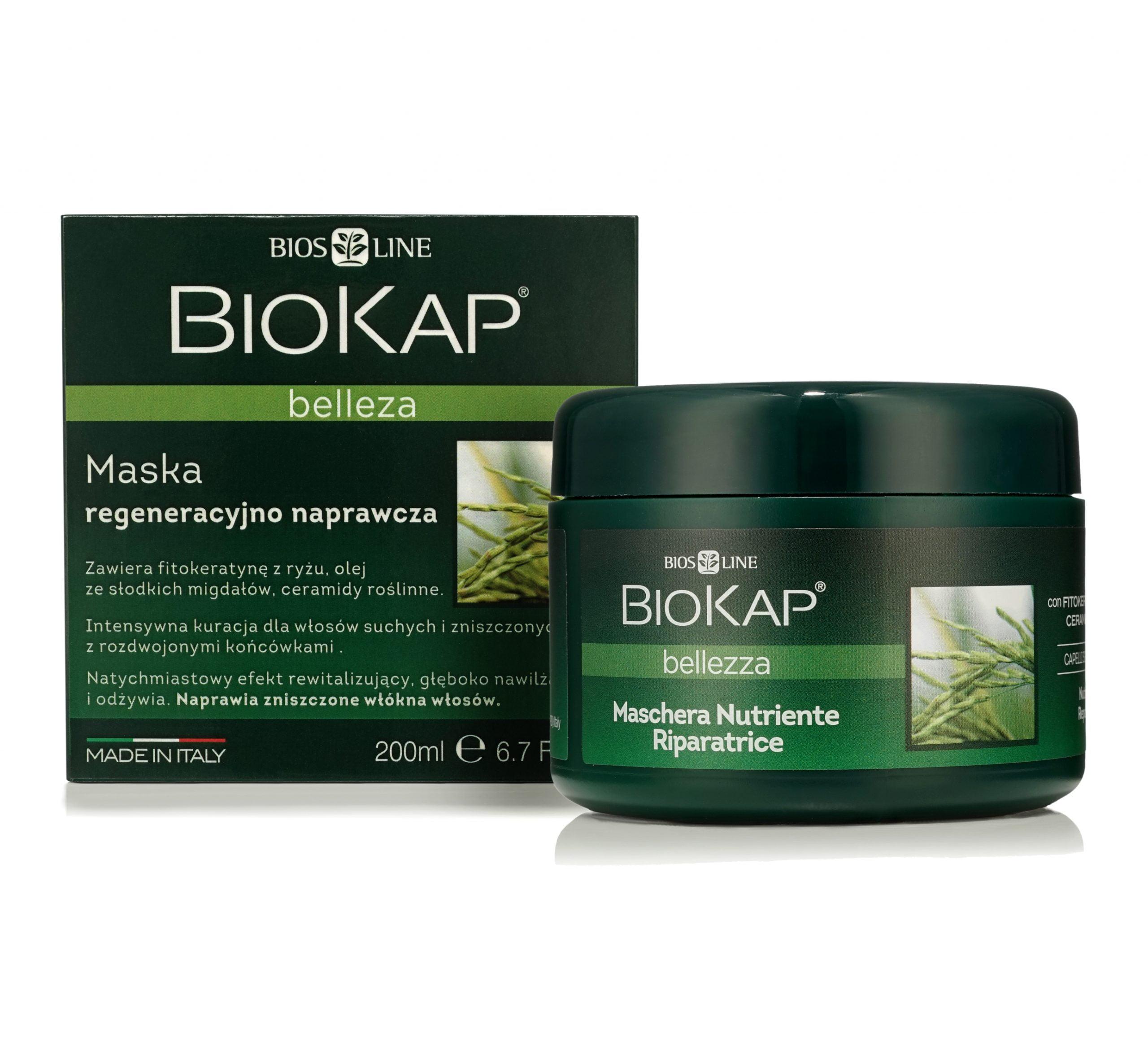 Biokap Bellezza Maska opak+sloj